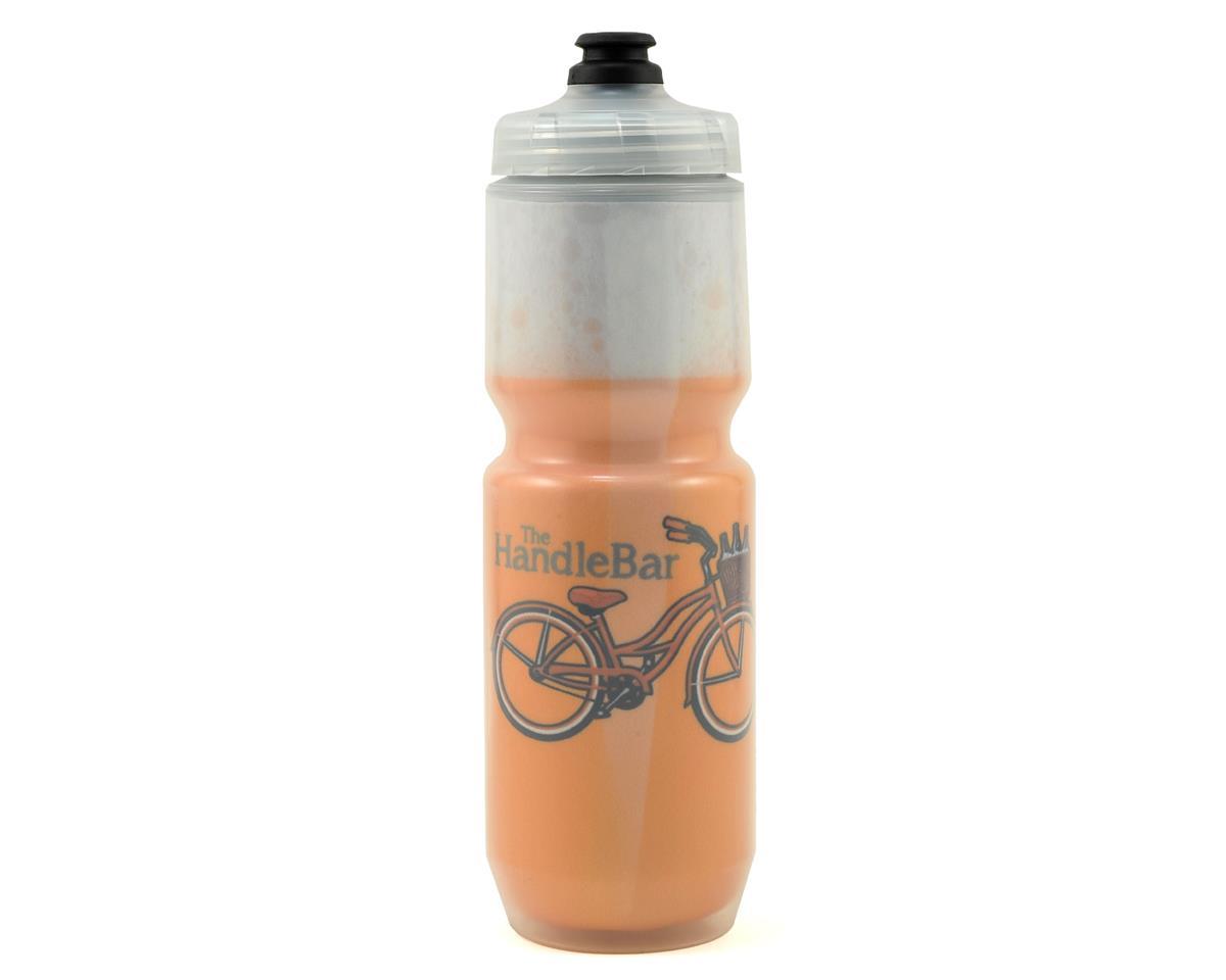 """""""The Handlebar"""" Purist Chromatek Insulated Bottle"""