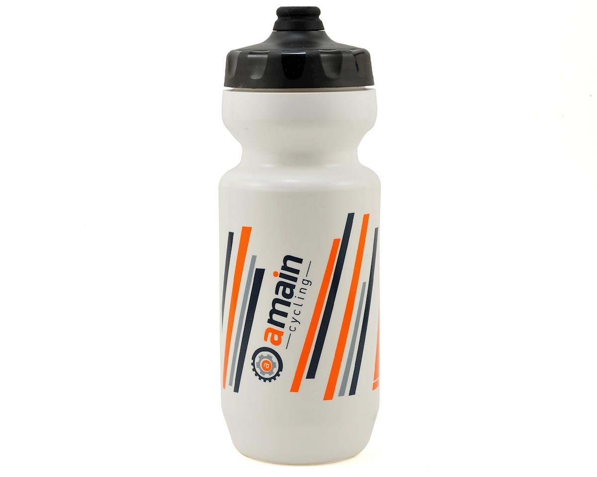 "Amain Purist ""Fixy"" Water Bottle (22oz) (White)"
