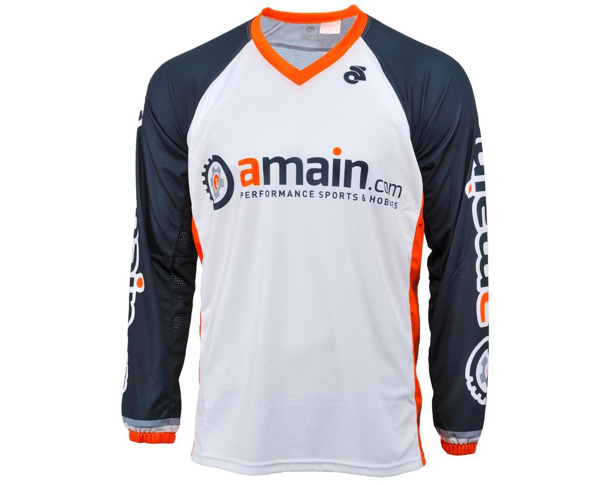 AMain Men's BMX/Downhill Jersey (Long Sleeve) (L)