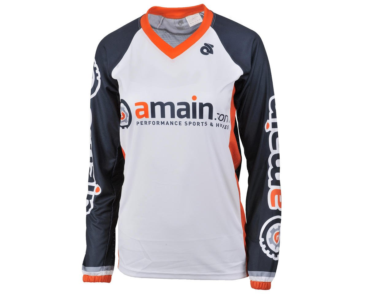 AMain Women's BMX/Downhill Jersey (Long Sleeve)