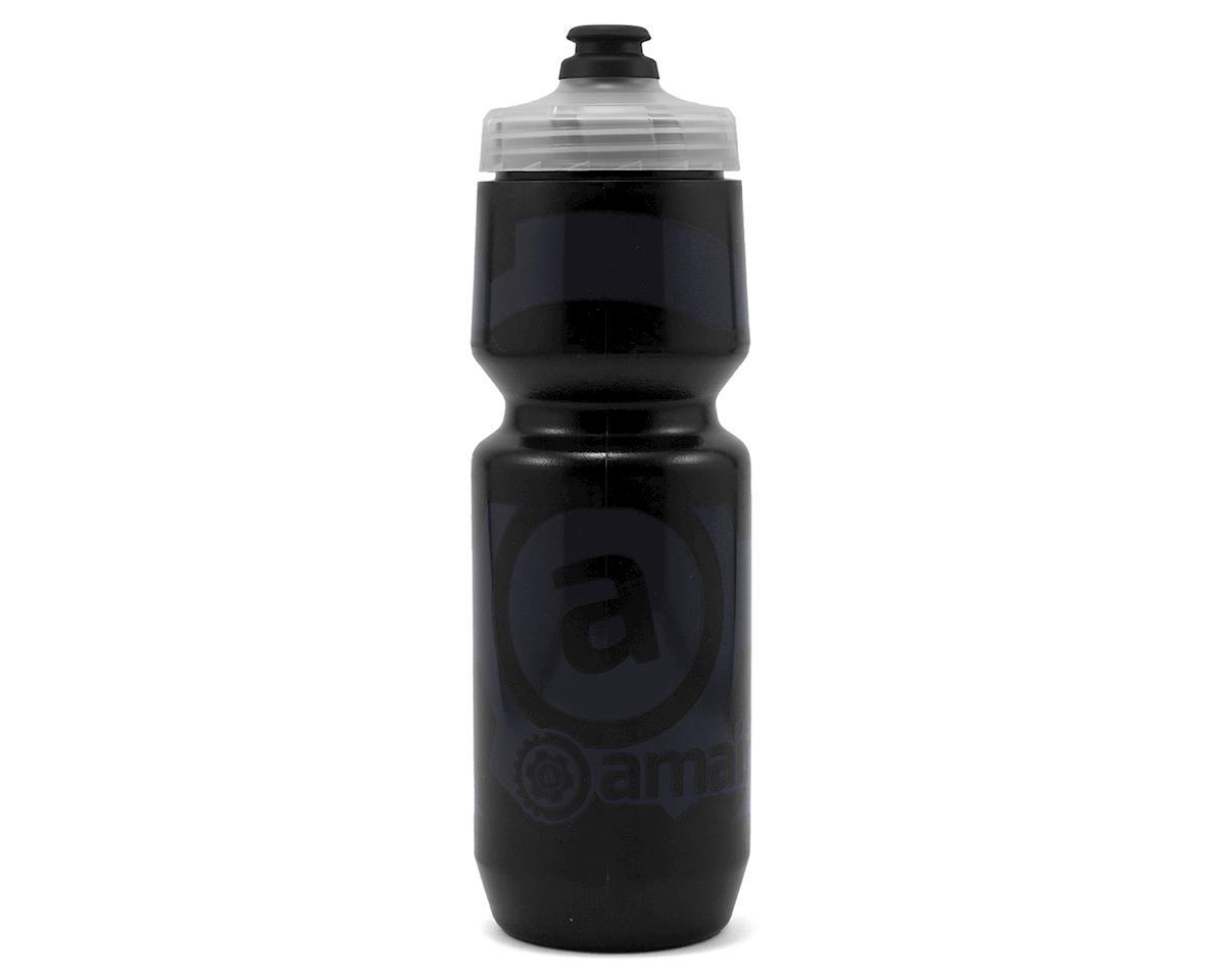 AMain Purist Water Bottle (26oz) (Black)