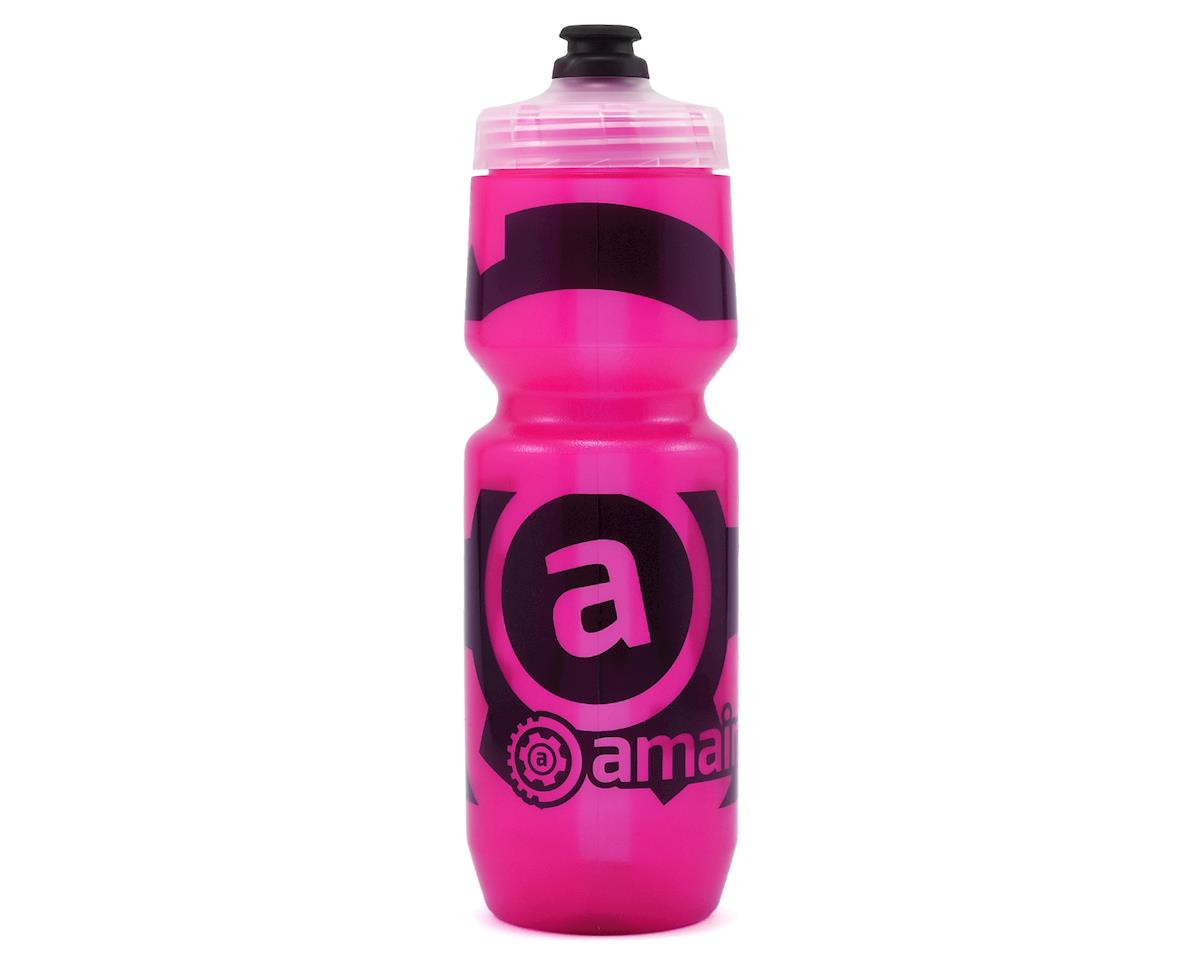 AMain Purist Water Bottle (26oz) (Transparent Pink)
