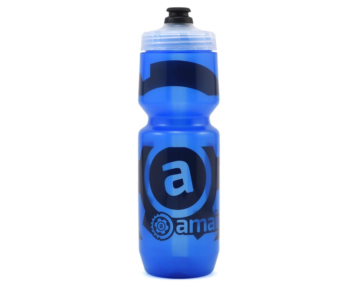 AMain Purist Water Bottle (26oz) (Transparent Blue)