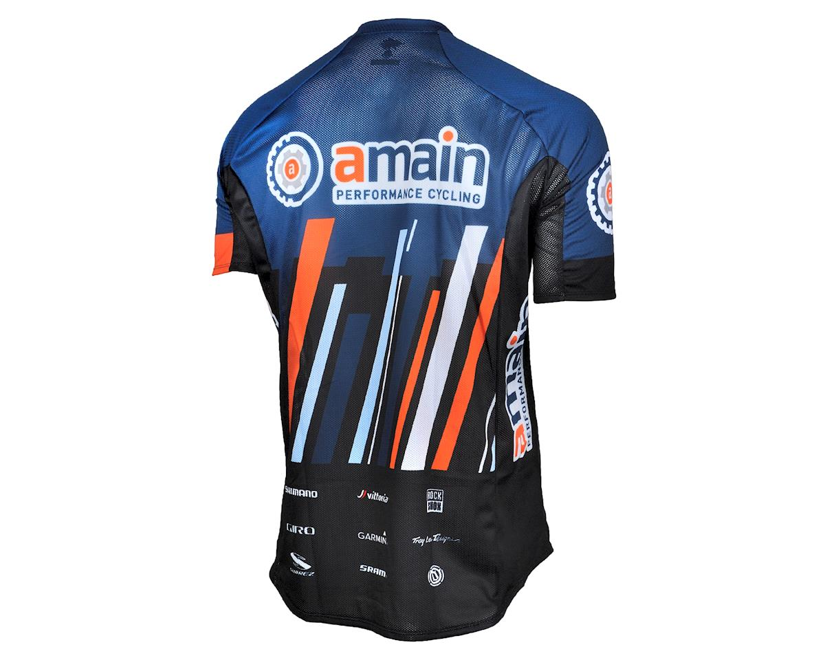 AMain Men's Short Sleeve MTB Jersey (2XL)