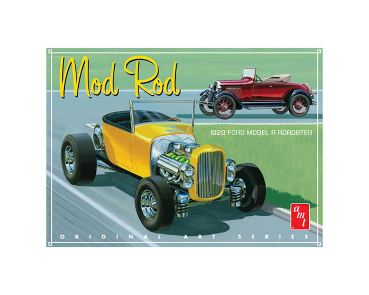 AMT 1929 Ford Model A Roadster OAS Mod Rod