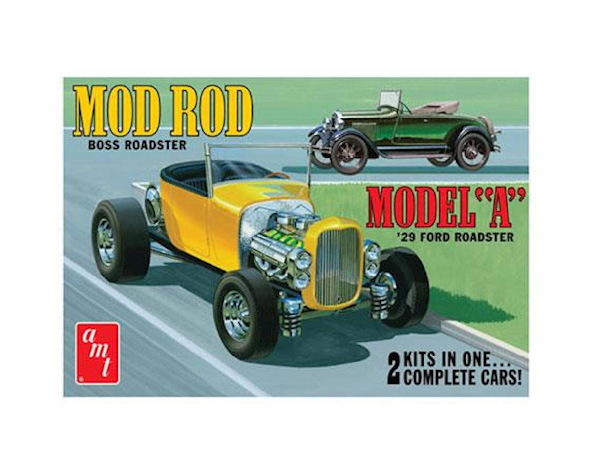 1929 Ford Model A Roadster by AMT
