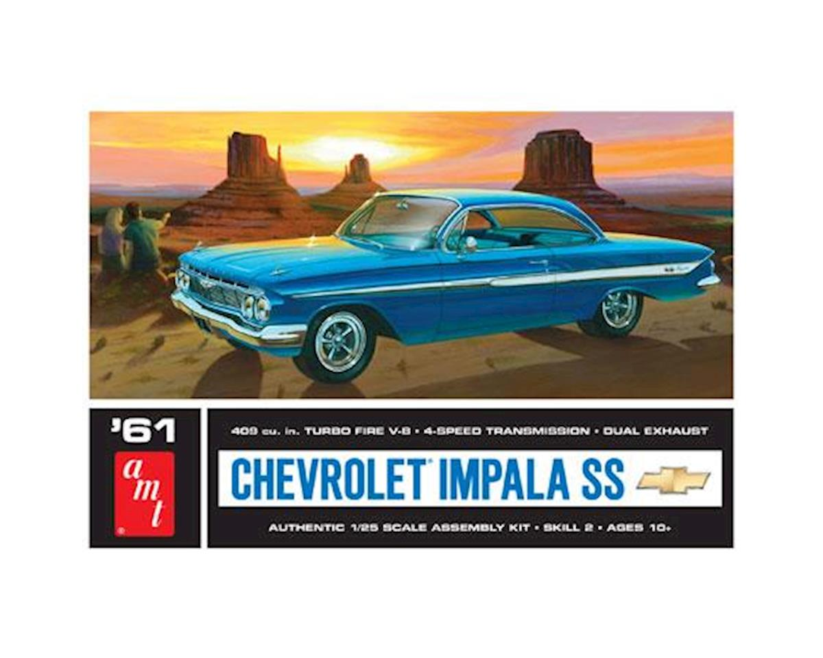 1961 Chevy Impala SS by AMT