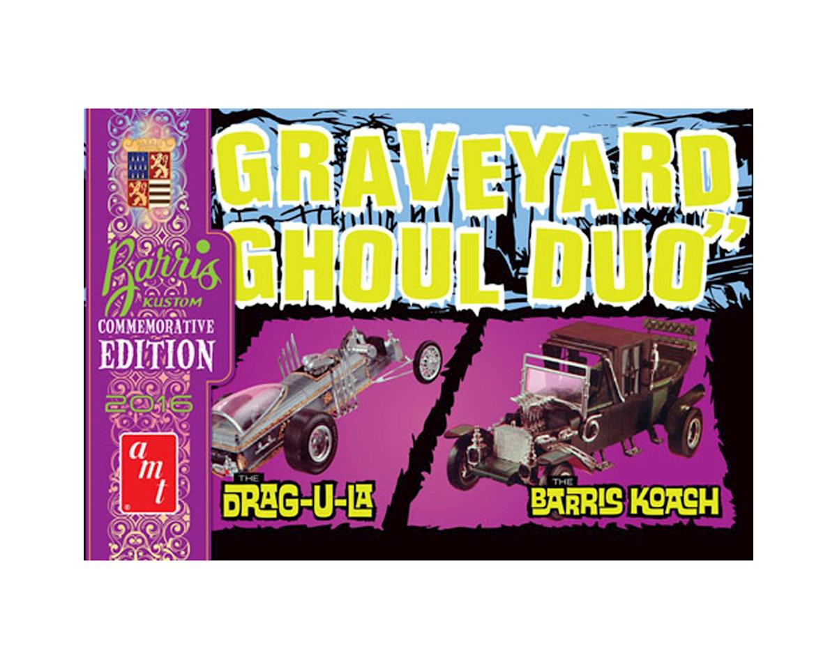AMT Graveyard Ghoul Duo (George Barris Edition)
