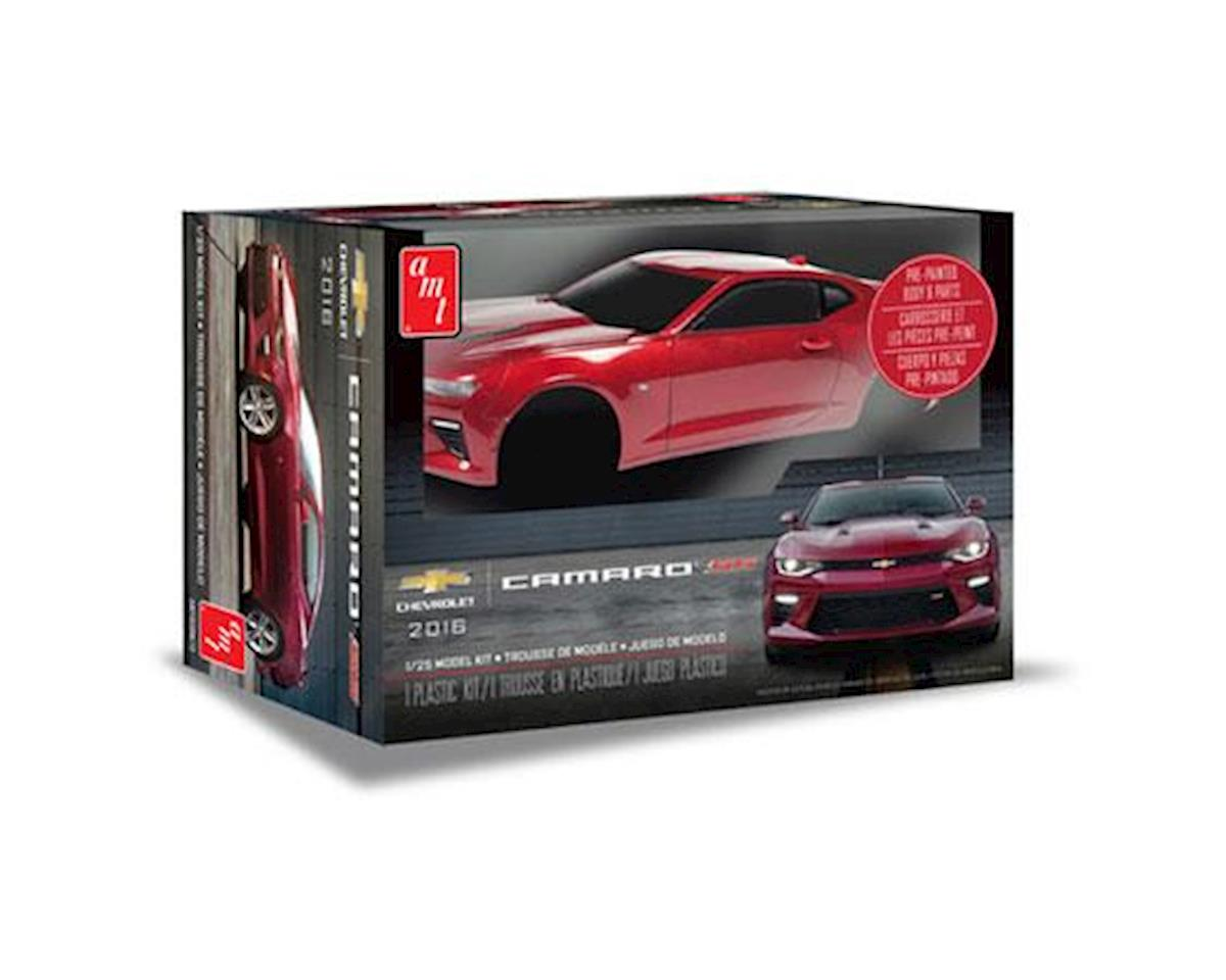 AMT 2016 Chevy Camaro SS (Pre-painted)