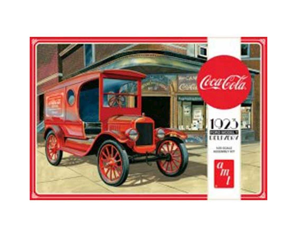 AMT 1:25 COCACOLA MODEL T DLV