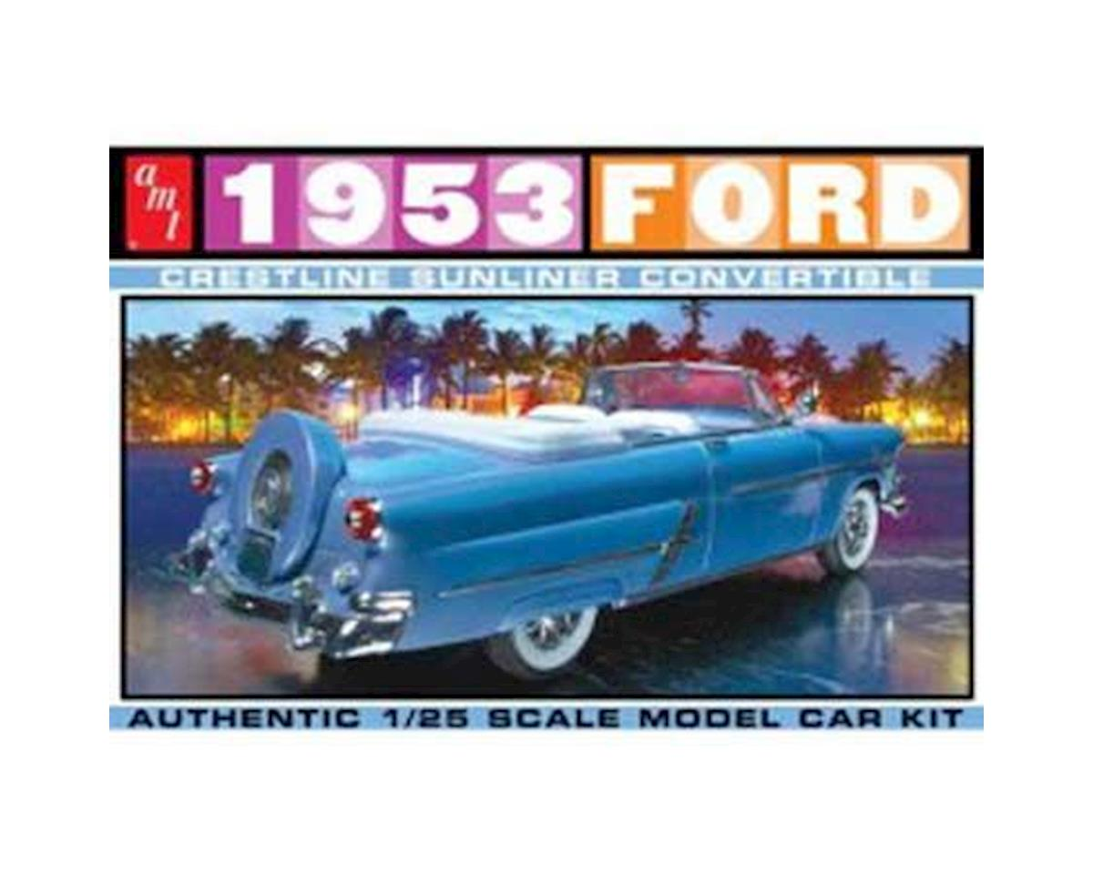 AMT 1:25 '53 FORD CONVERTIBLE