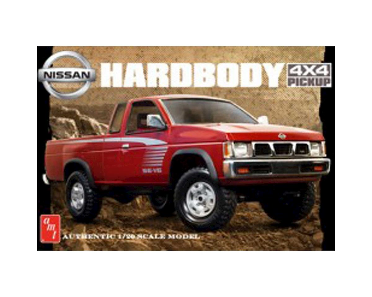 AMT 1/20 1993 Nissan Hardbody 4x4 Pick-Up
