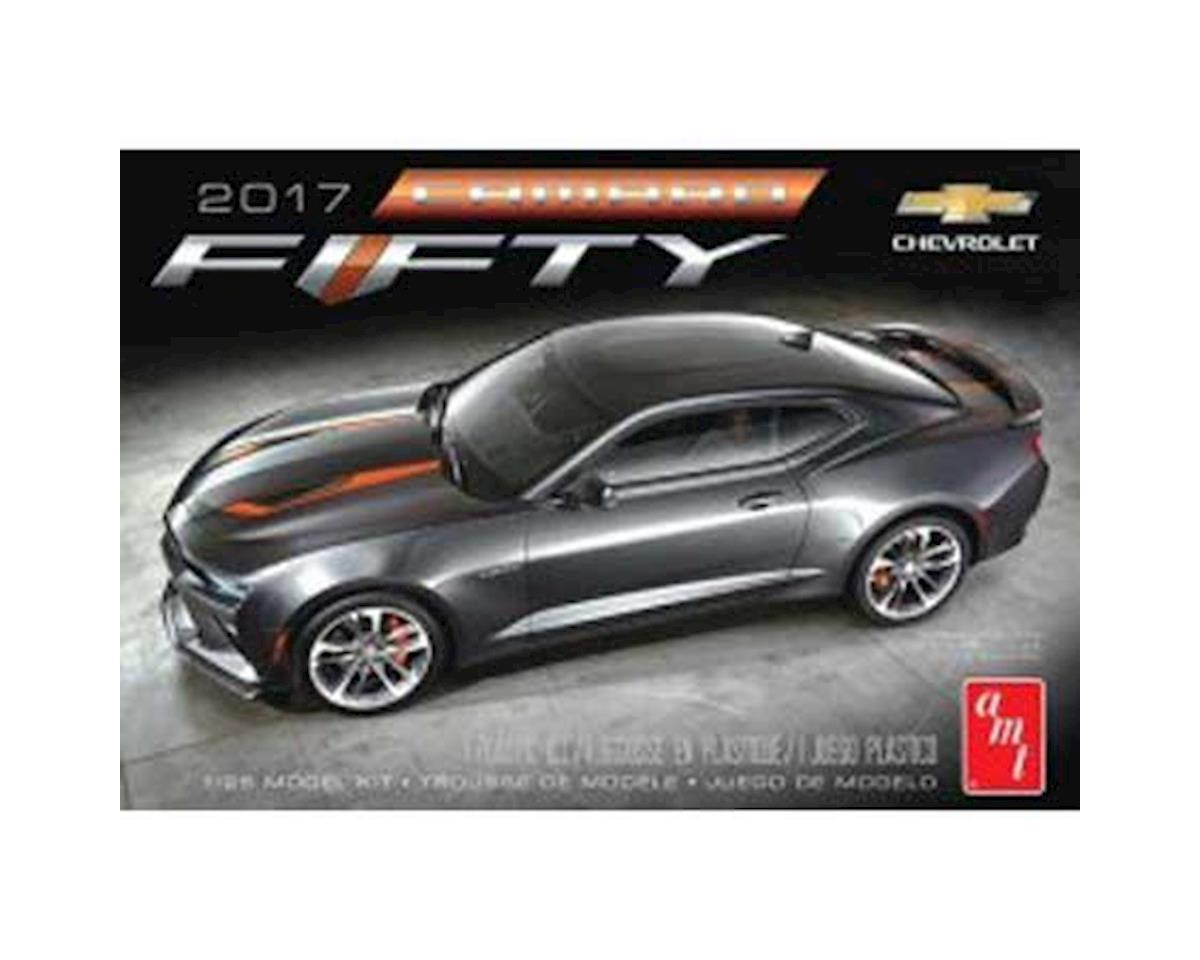 1/25 2017 Chevy Camaro 50th Anniversary