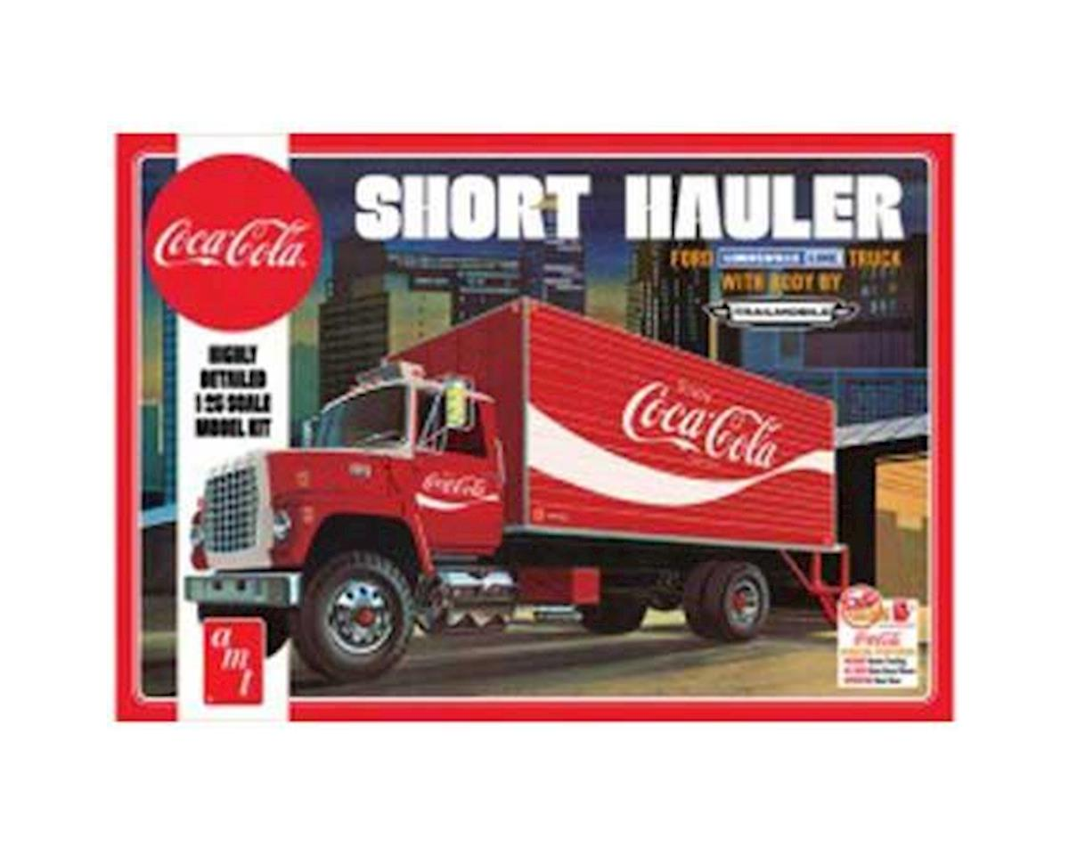 1/25 1970 Ford Louisville Short Hauler, Coca Cola by AMT