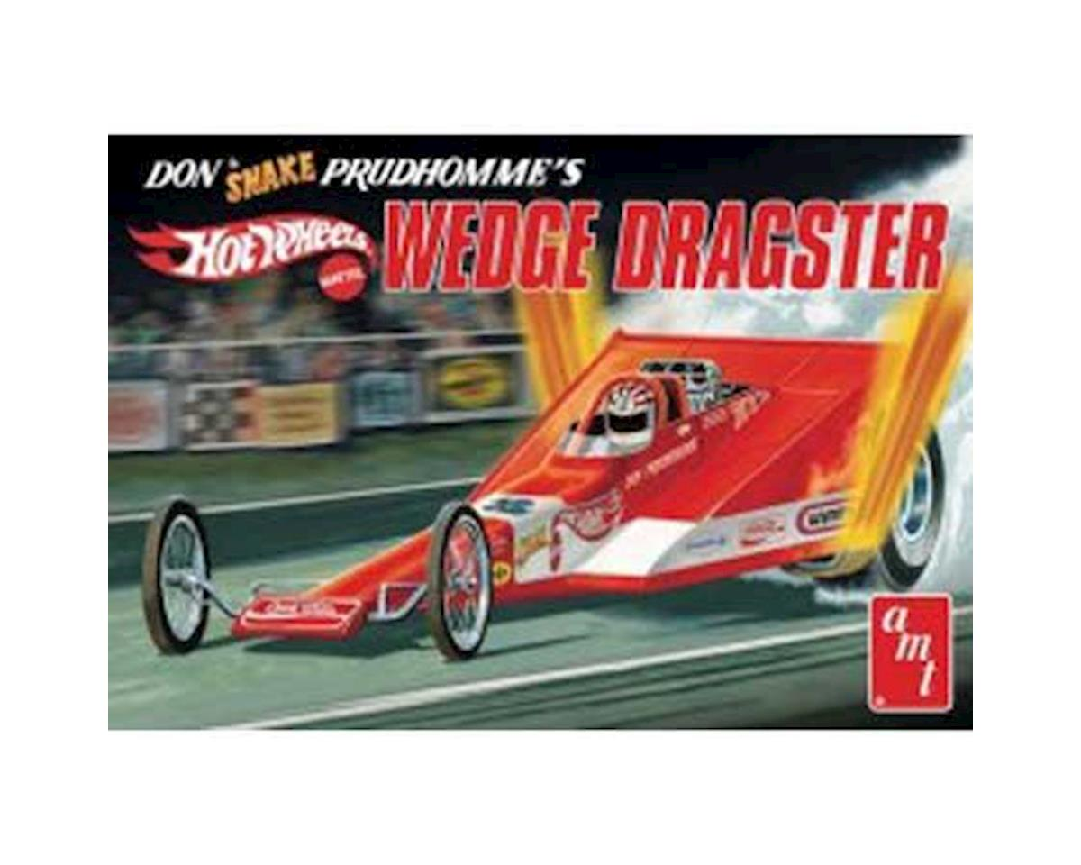 "Coca Cola Don ""Snake"" Prudhomme Wedge Dragster by AMT"