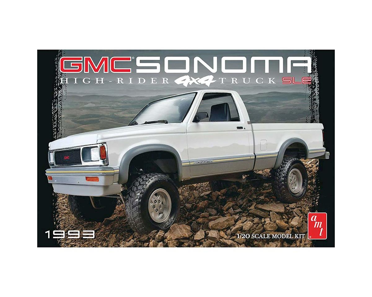 1993 GMC Sonoma 4x4 by AMT