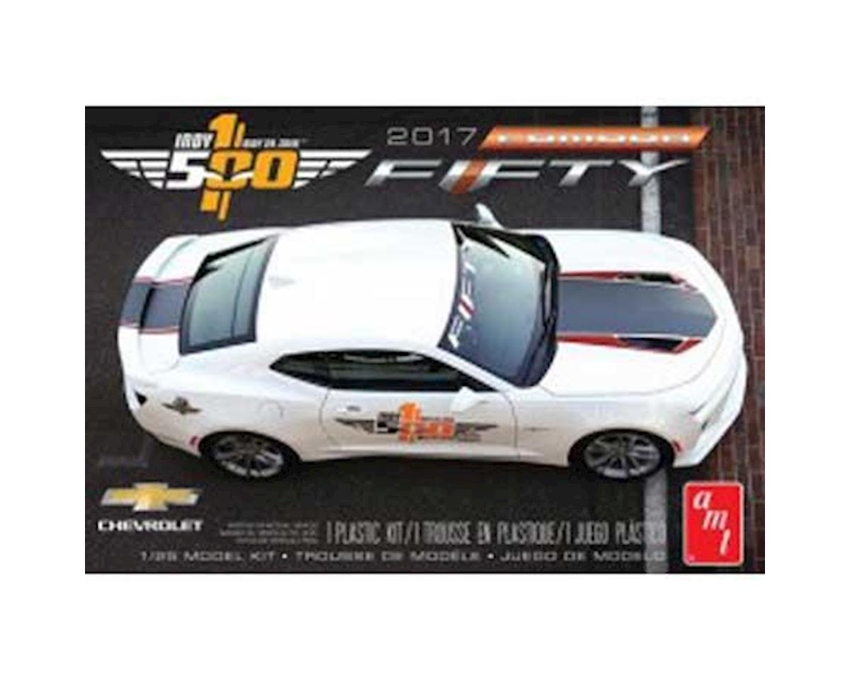 AMT 2017 Chevy Camero FIFTY Pace Car