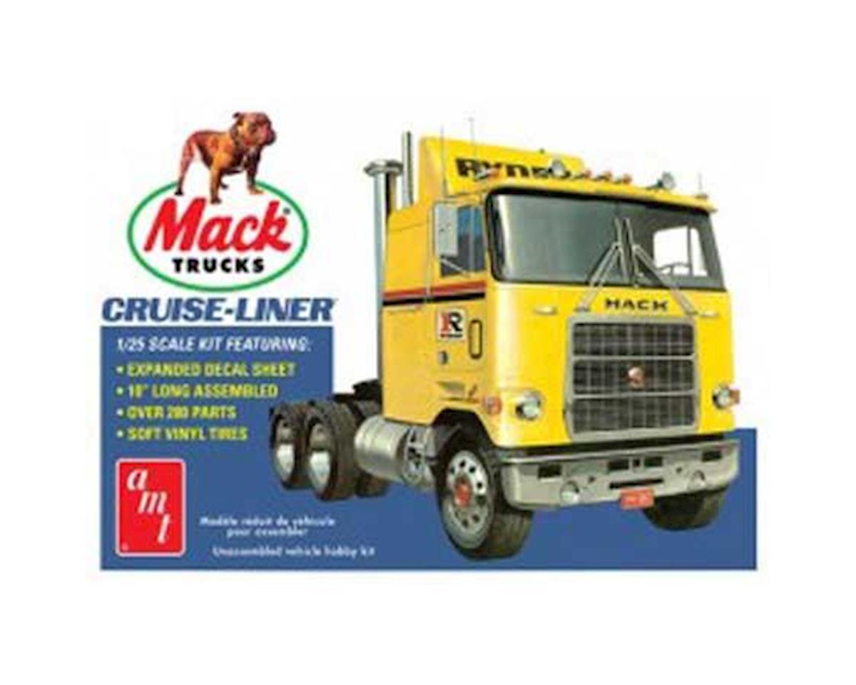 AMT 1/25 Mack Cruiseliner Semi Tractor