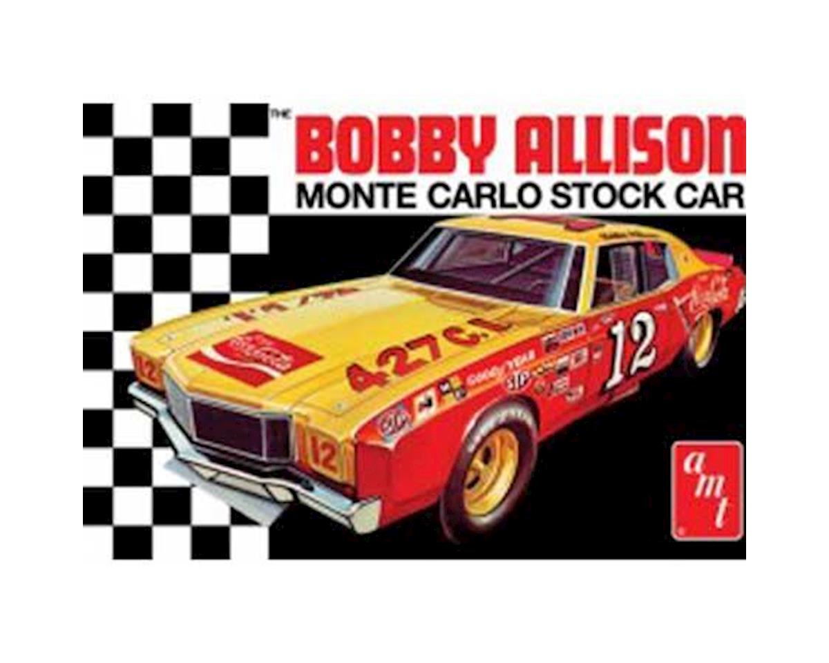 1972 Monte Carlo Stock Car,Coca Cola Bobby Allison by AMT