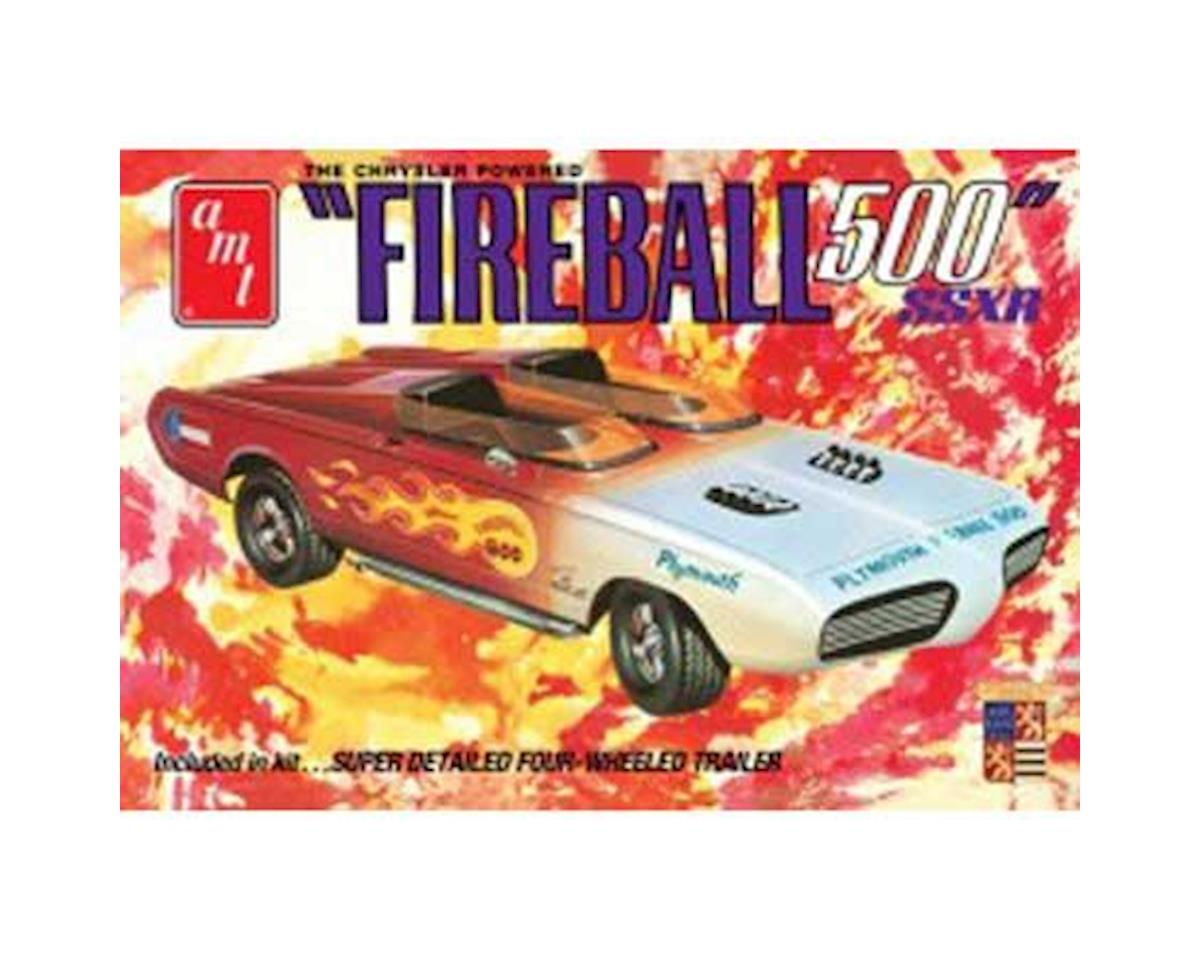 George Barris Fireball 500, Commerative Package by AMT