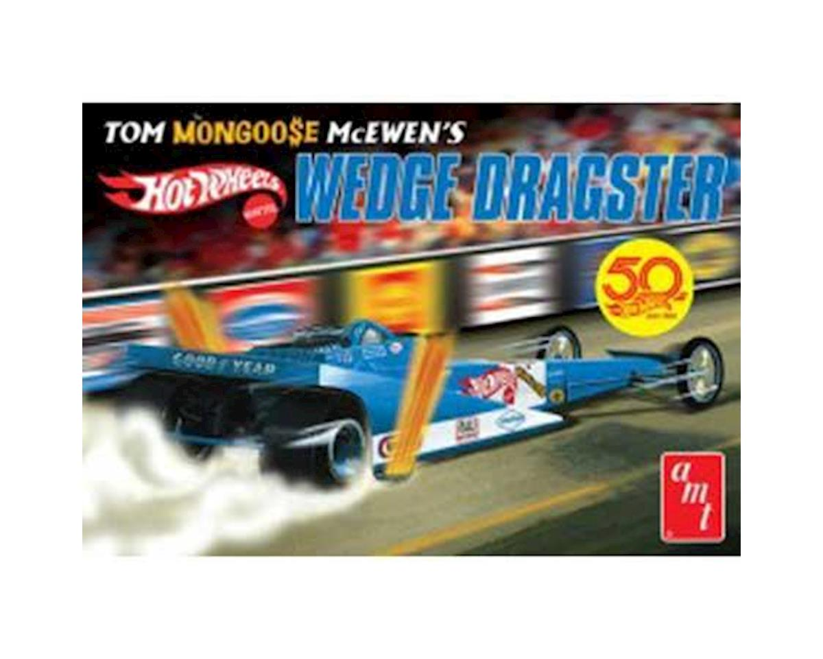 AMT 1/25 Wedge Dragster, Tom McEwen Fantasy/Hot Wheels