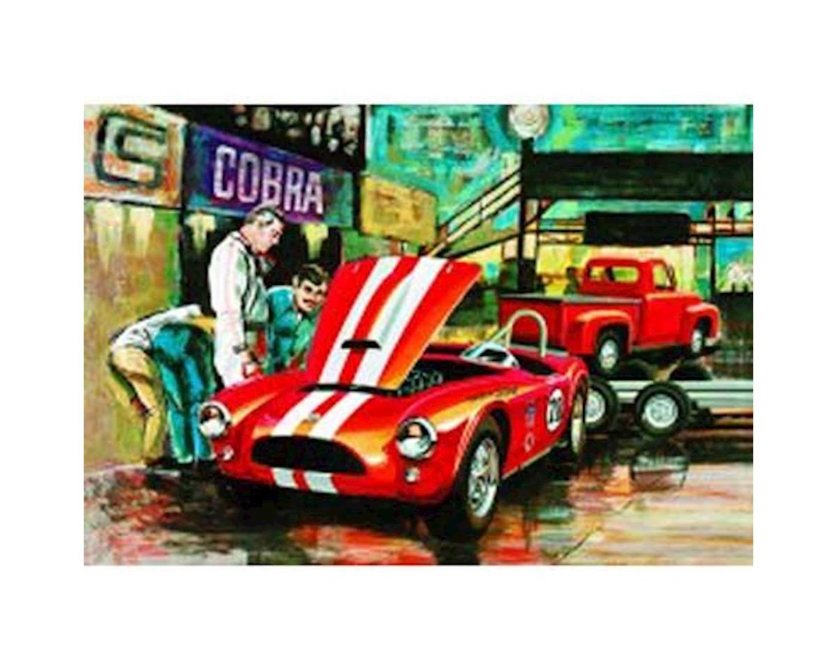 AMT 1/25 Shelby Cobra & '53 Ford Pickup/Trailer, Cobra