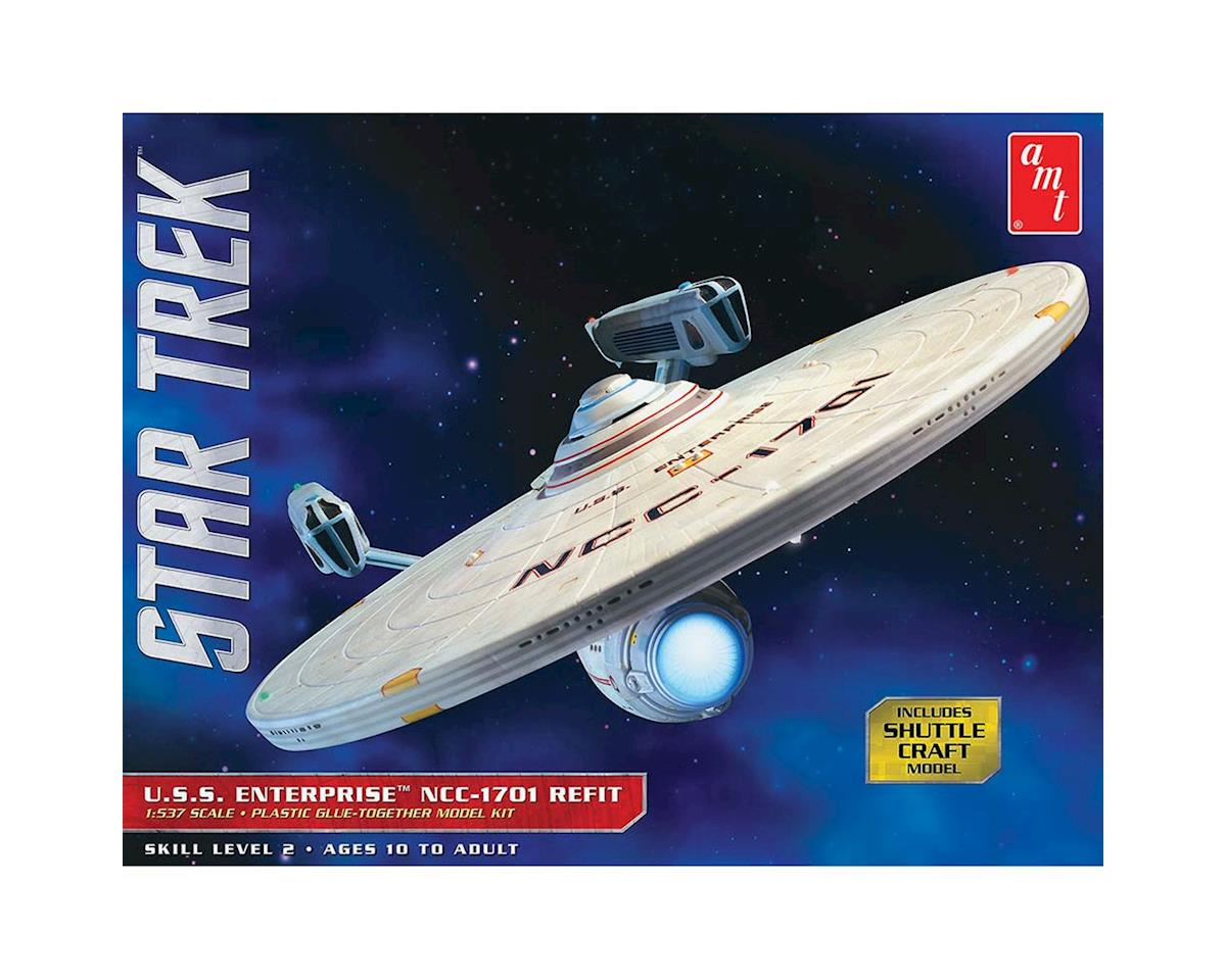AMT 1/537 Star Trek USS Enterprise Refit