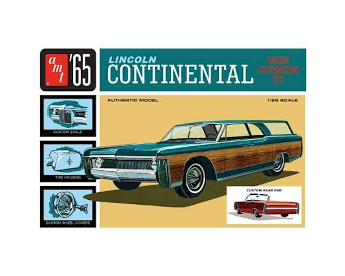 1/25 1965 Lincoln Continental by AMT