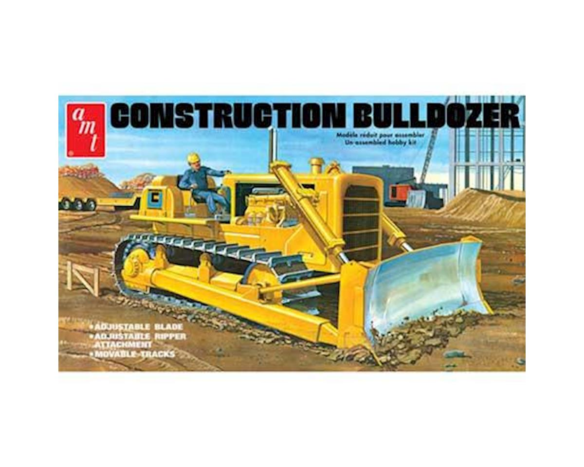 1/25 Construction Bulldozer by AMT