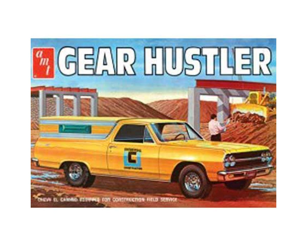 1/25 1965 Chevy El Camino, Gear Hustler by AMT