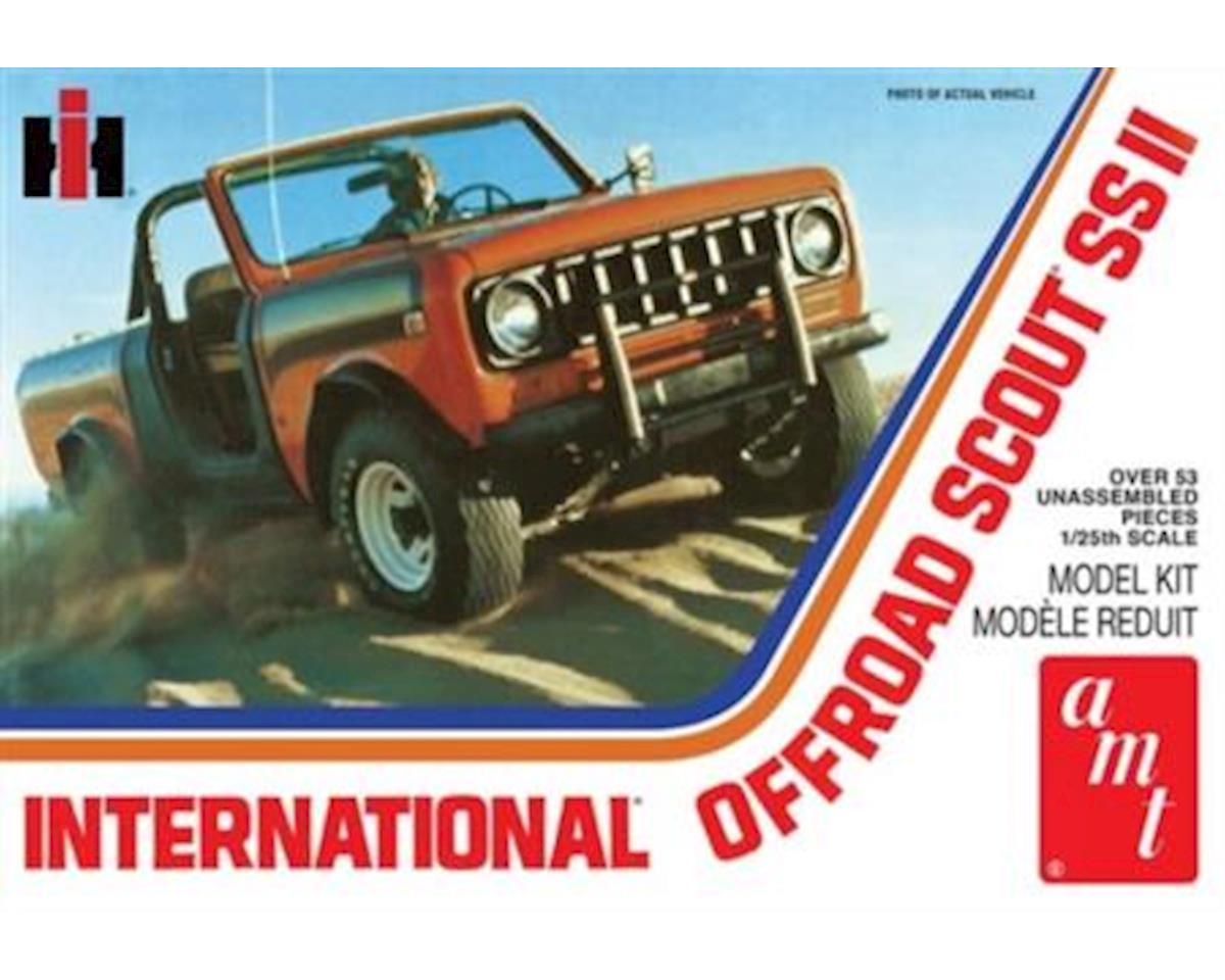 AMT 1/25 International Scout II Model