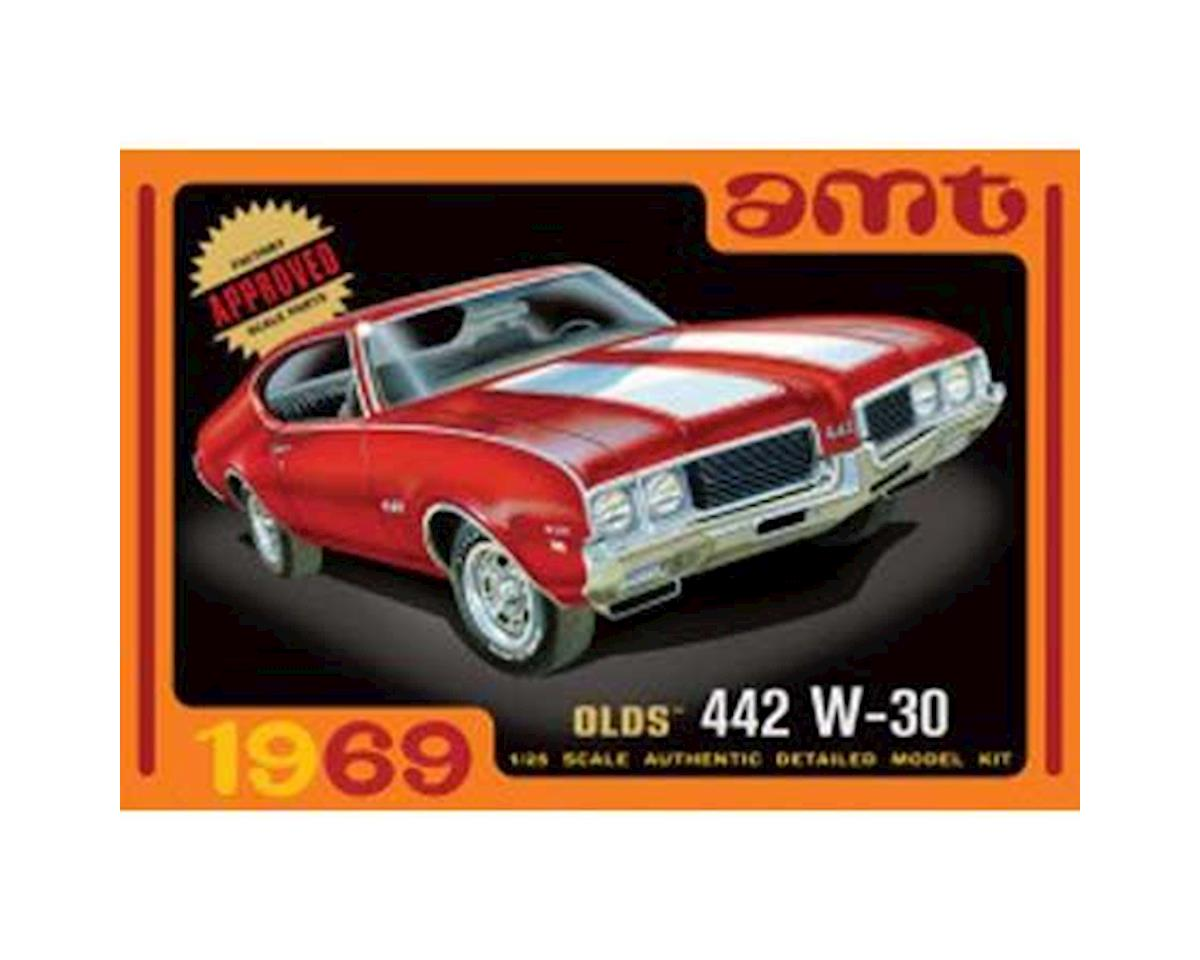 1/25 1969 Olds W-30 442 by AMT