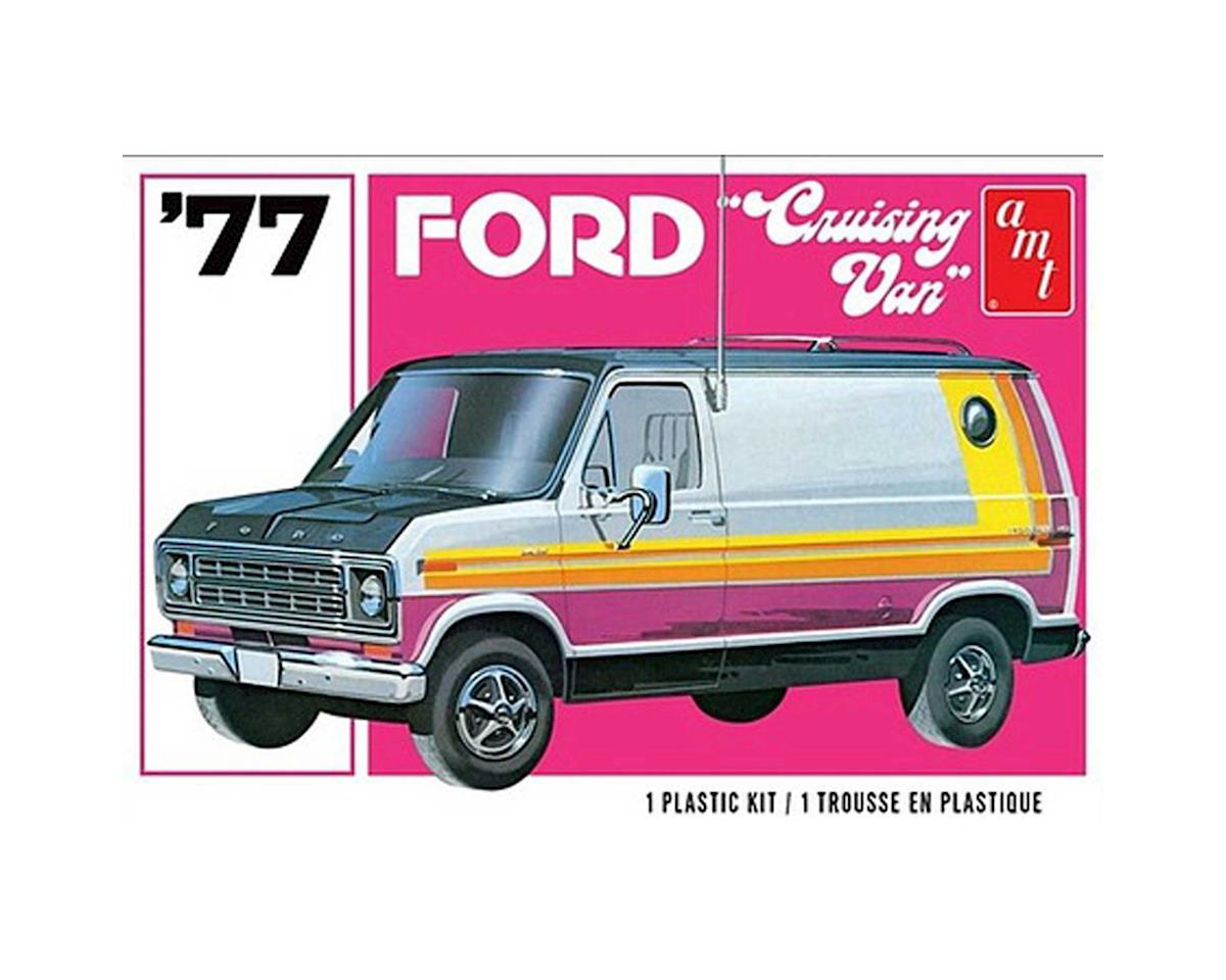 AMT 1/25 1977 Ford Cruising Van