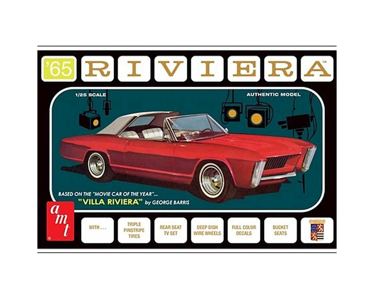AMT 1/25 1965 Buick Riveria, George Barris