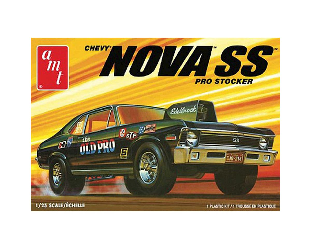 AMT 1/25 1972 Chevy Nova SS Old Pro 2T