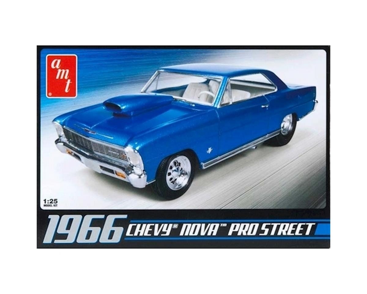 AMT 1/24 '66 Chevy Nova Pro Street Model