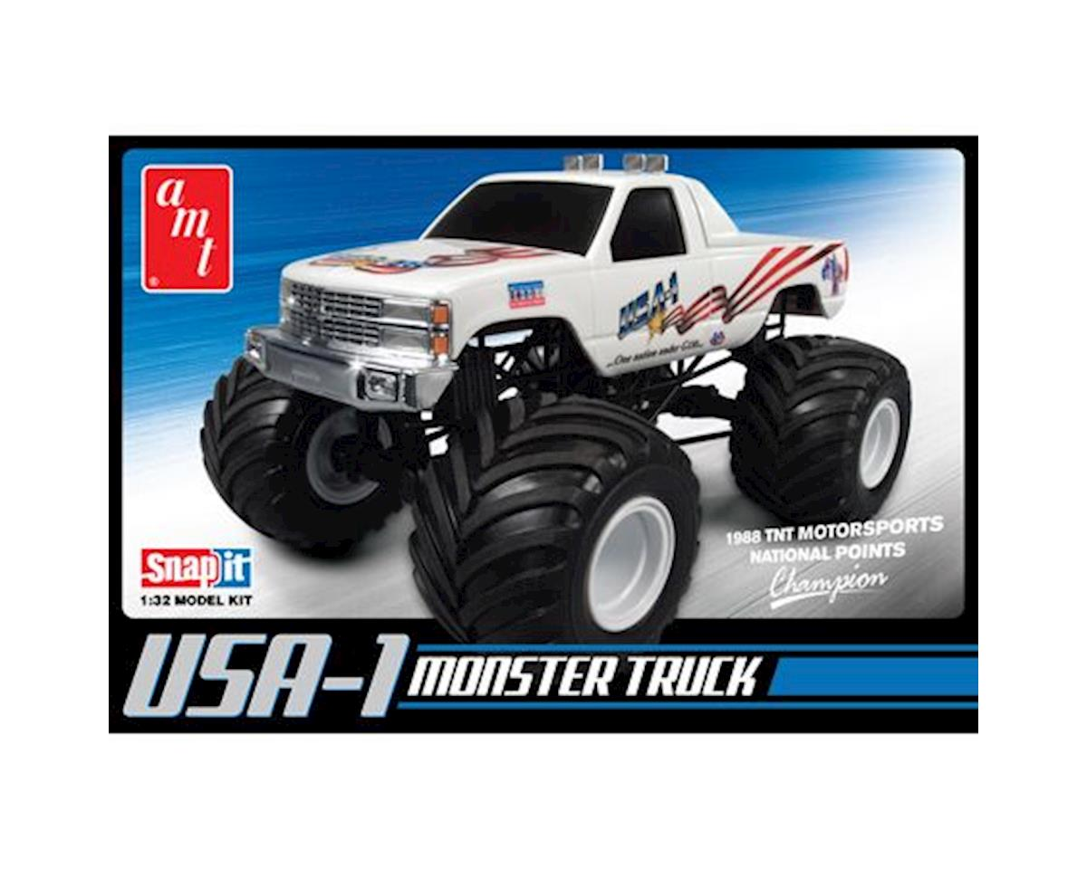 AMT 1/25 USA-1 4x4 Monster Tk, Snap