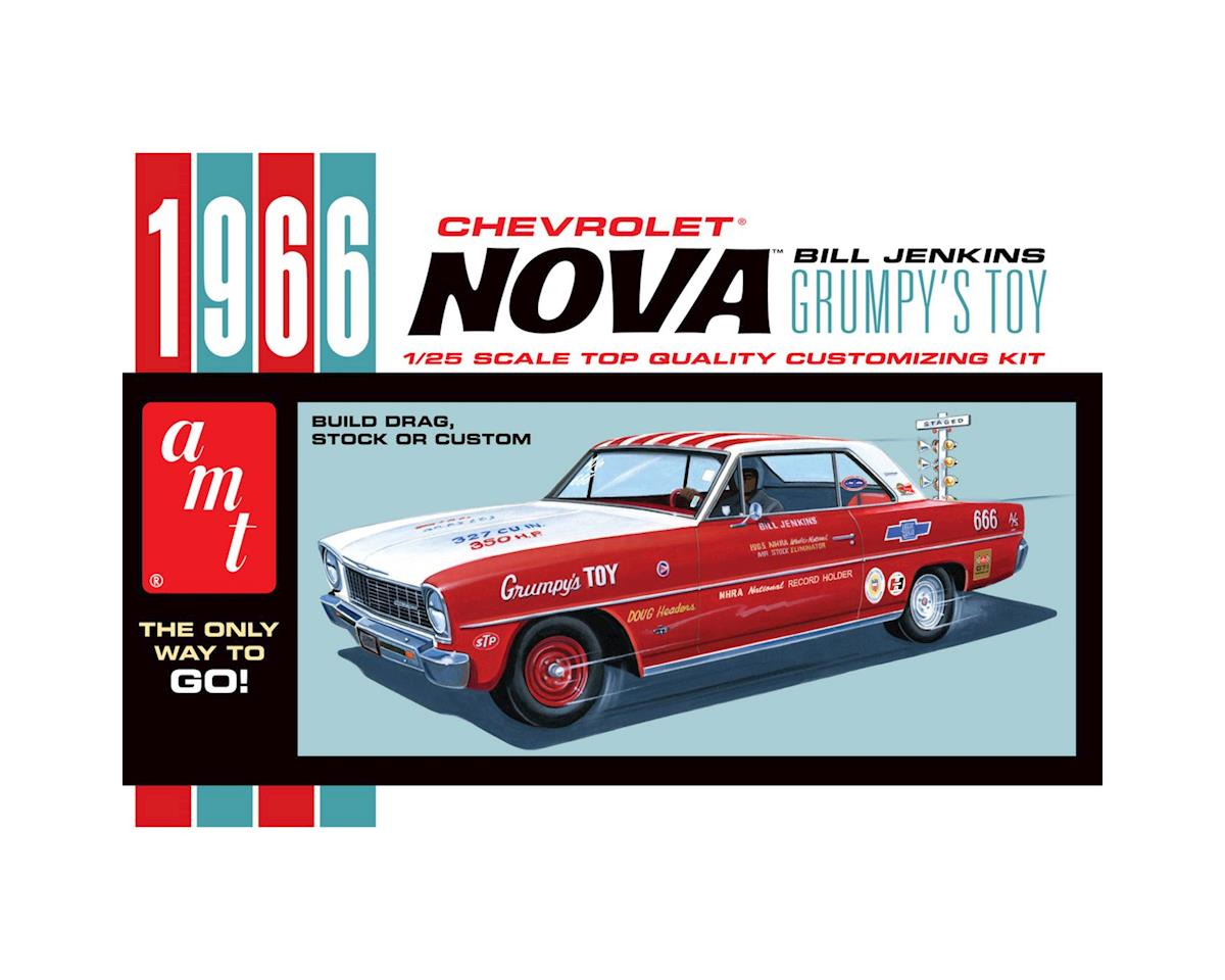 AMT 1/25 '66 Cheva Nova, Bill Jenkins