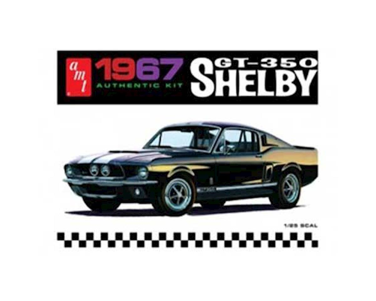 1:25 '67 SHELBY GT350 BLK by AMT
