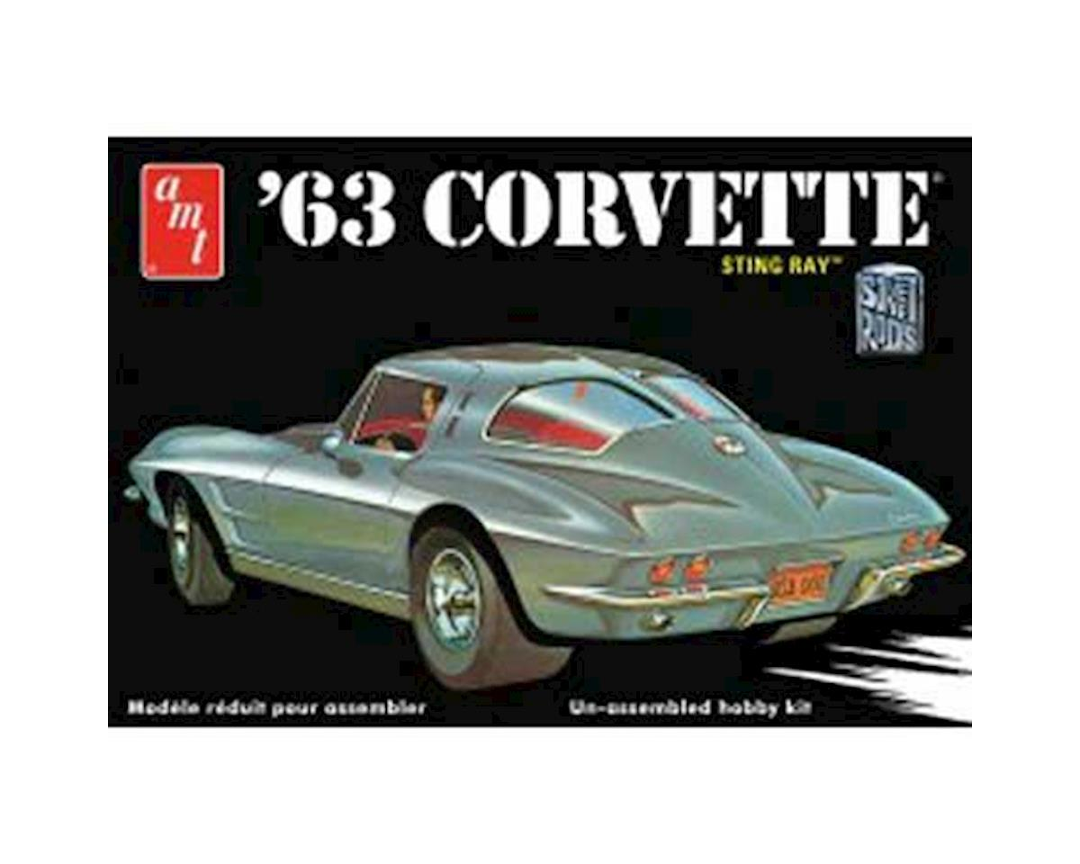 AMT 1/25 1963 Chevy Corvette
