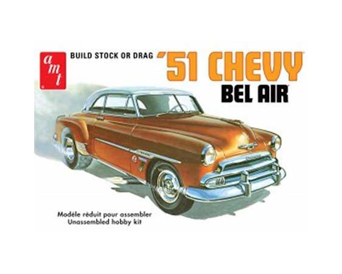 1:25 '51 CHEVY BEL AIR by AMT