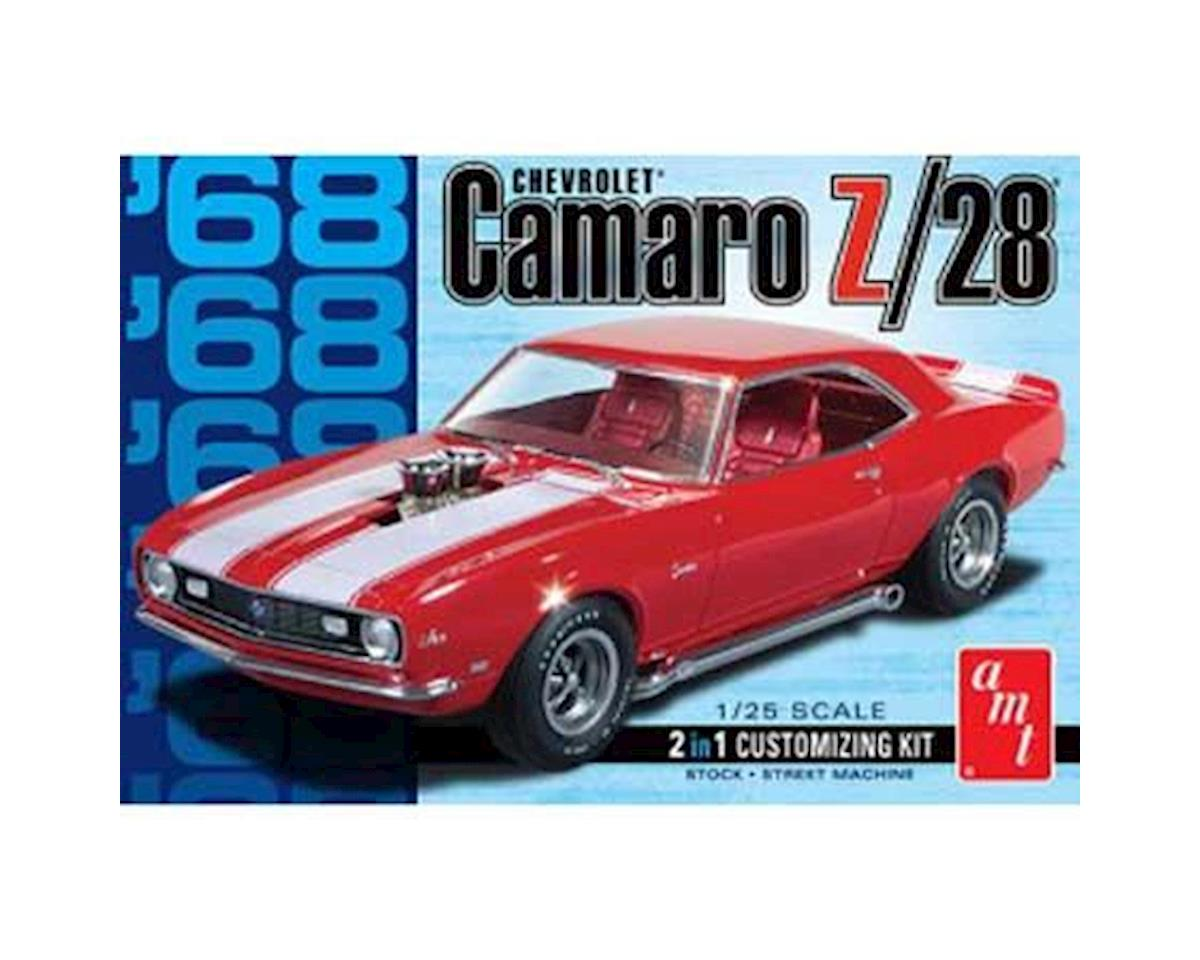 1/25 1968 Camaro Z/28 by AMT