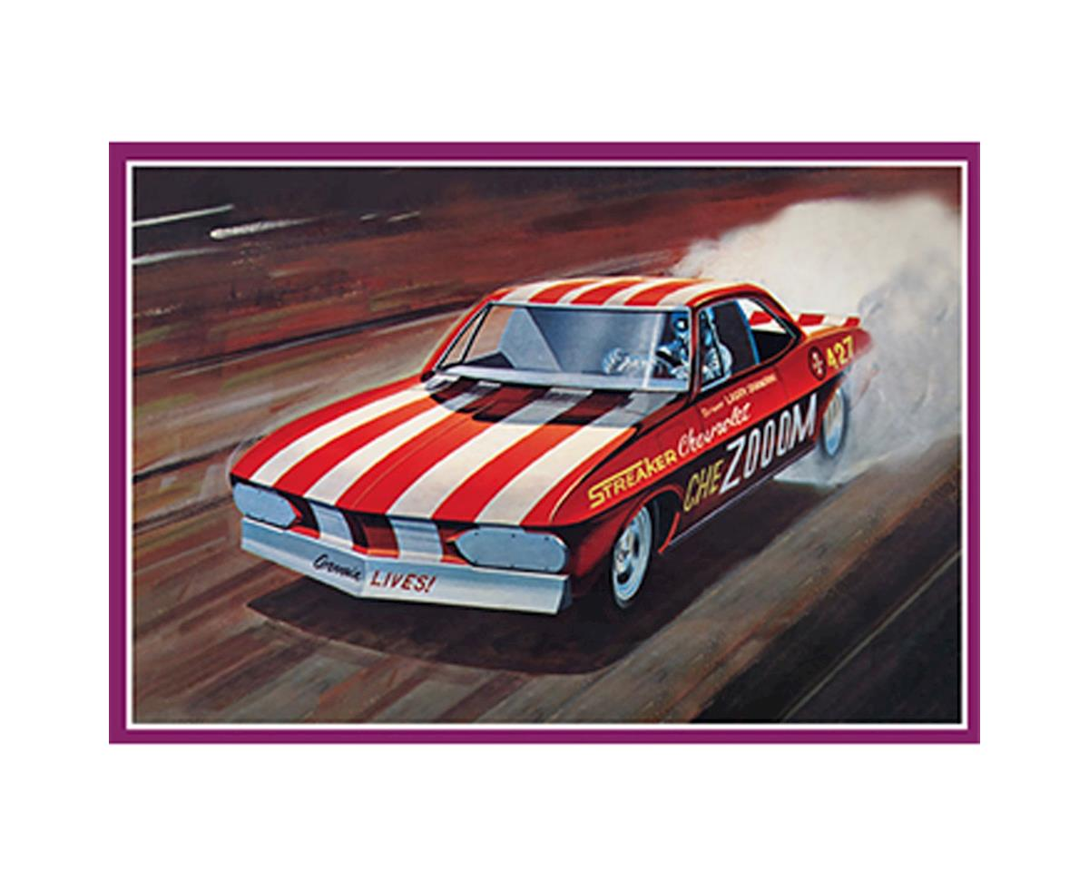 AMT 1/25 1969 Chevy CheZoom Corvair Funny Car