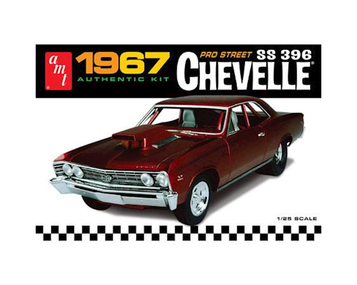 1/25 1967 Chevy Chevelle Pro Street by AMT