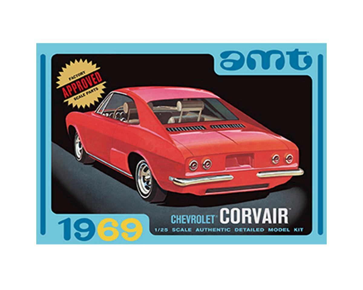 AMT 1/25 1969 Chevy Corvair