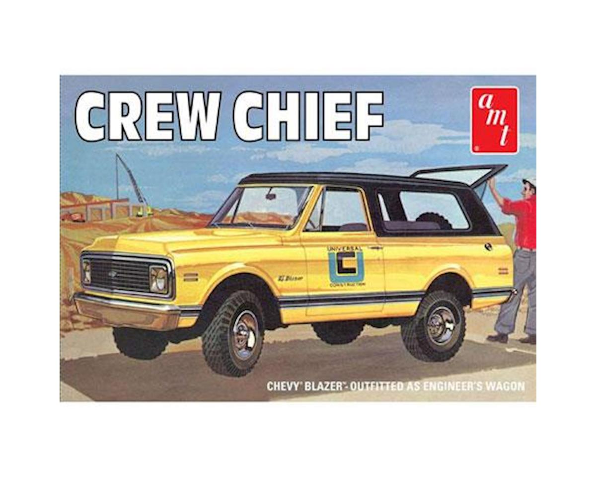 1/25 1972 Chevy Blazer Crew Chief by AMT