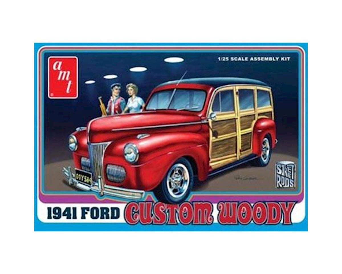 AMT 1/25 1941 Ford Woody
