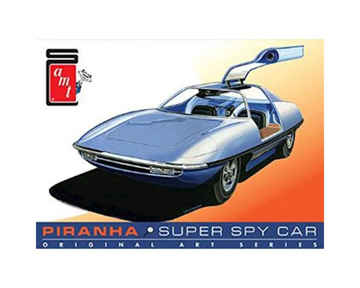 1/25 Piranha Spy Car-Original Art Series by AMT