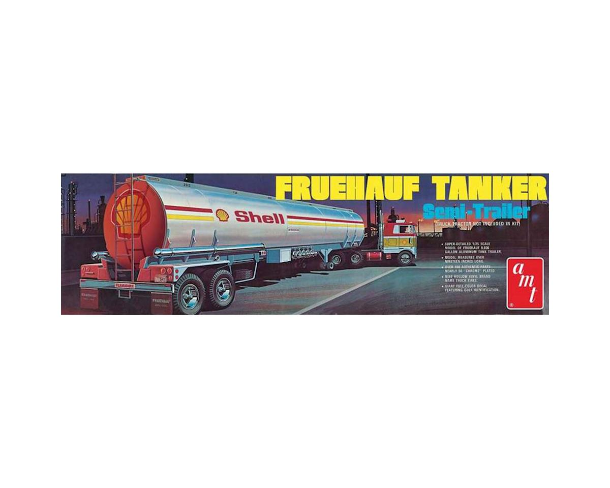 1/25,  Shell Tanker Trailer by AMT