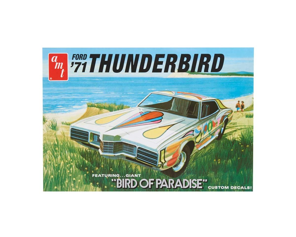 1/25 1971 Ford Thunderbird by AMT